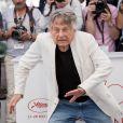 """Roman Polanski - Photocall du film """"D'Après Une Histoire Vraie"""" lors du 70e Festival International du Film de Cannes le 27 mai 2017"""