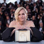 Cannes - Diane Kruger, émue et sacrée: Ses mots pour les victimes du terrorisme