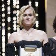 Diane Kruger (Prix d'Interprétation féminine pour le film « In The Fade ») - Cérémonie de clôture du 70ème Festival International du Film de Cannes. Le 28 mai 2017. © Borde-Jacovides-Moreau/Bestimage