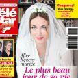 Marine Delterme (dans la peau d'Alice Nevers) en couverture du magazine TéléStar, n°2122 du 29 mai 2017.