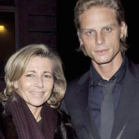 arnaud lemaire et claire chazal un couple amoureux au top de l 39 l gance. Black Bedroom Furniture Sets. Home Design Ideas