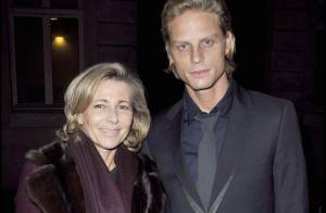 Arnaud Lemaire et Claire Chazal : un couple amoureux... au top de l'élégance !
