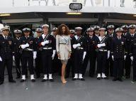 Alicia Ayliès : La Miss France, marraine de la Résolue, fait péter le champagne