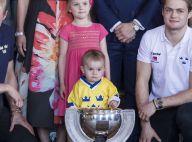 Prince Oscar, 1 an : Champion du monde en herbe avec son allure de hockeyeur !
