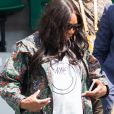 Serena Williams pregnant on tribune during French Tennis Open at Roland-Garros arena on May 31, 2017 in Paris, France. Photo by Nasser Berzane/ABACAPRESS.COM31/05/2017 -