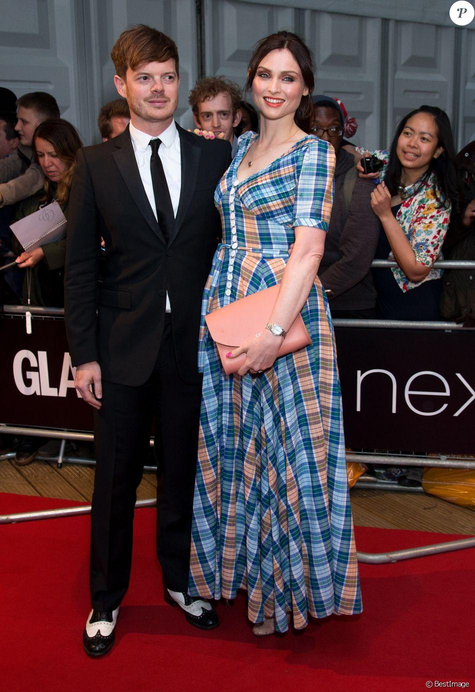 Sophie ellis bextor et son mari richard jones glamour awards 2017 berkeley square londres - Sophie jovillard et son mari ...