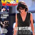 """Couverture du magazine """"VSD"""" en kiosque le 8 juin 2017."""