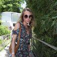 Laura Smet au village lors des internationaux de France de Roland Garros à Paris, le 10 juin 2017. © Dominique Jacovides - Cyril Moreau/ Bestimage