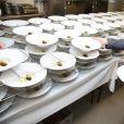 Exclusif - Illustrationlors de la seconde édition de 'Les plumes d'Or du Vin et de la gastronomie' au Pavillon Cambon à Paris le 13 Juin 2017. © Denis Guignebourg/BestImage