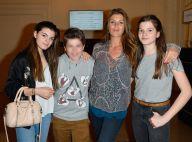 """Aurore Castaldi, ses enfants et Florence Foresti réunis pour """"refaire"""" Palmade"""