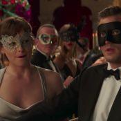 Fifty Shades Darker : Christian Grey, très coquin en plein gala avec Ana