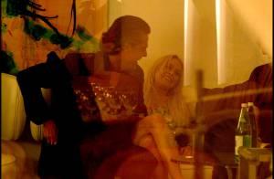 Lindsay Lohan à Capri : trois hommes sinon rien...