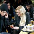 Lindsay Lohan et Alessandro di Nunzio