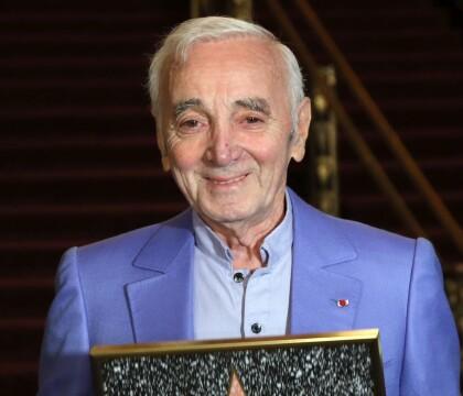 Charles Aznavour : Un grand honneur à Hollywood et un retour événement, à 93 ans