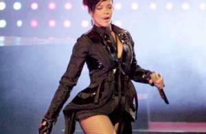 Rihanna, toujours plus sexy en concert : renversant !