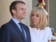 Emmanuel Macron gâté par un cadeau osé : Brigitte réagit...