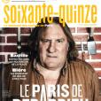 Couverture de Soixante-Quinze, numéro de juillet-août 2017.