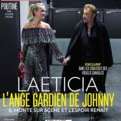 "Laeticia Hallyday, son Johnny se bat : ""Son truc, c'est la fureur de vivre"""