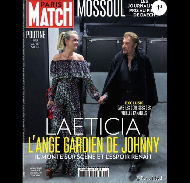 Couverture de Paris Match (29 juin 2017)