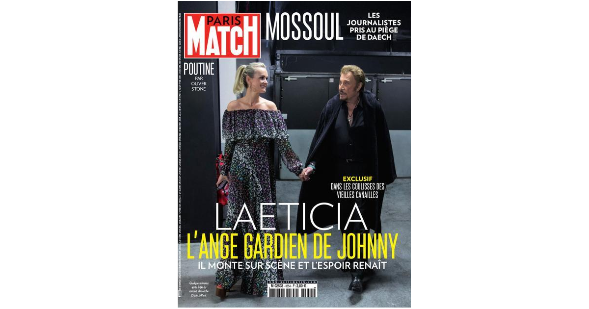 couverture de paris match 29 juin 2017. Black Bedroom Furniture Sets. Home Design Ideas