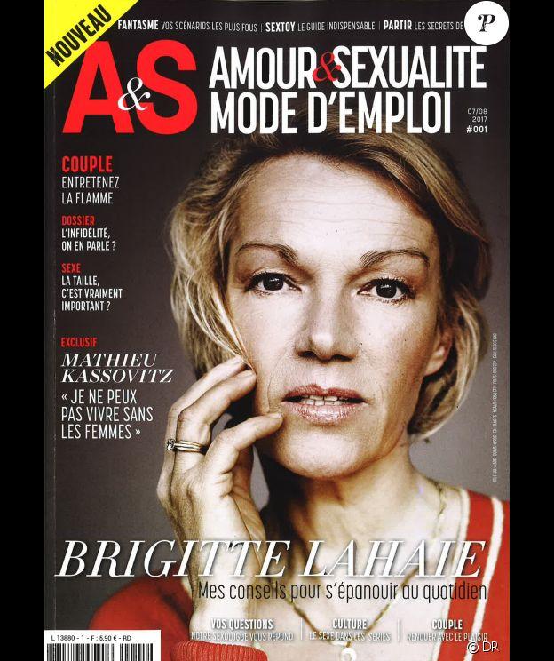 Le magazine Amour, sexualité : mode d'emploi, numéro 1 - juillet 2017