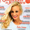 Retrouvez l'intégralité de l'interview d'Elodie Gossuin dans le magazine Nouvelles Questions de Femmes, en kiosques le 30 juin 2017