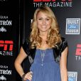 Soirée ESPN The Magazine Next Party, à l'approche du Super Bowl : Stacy Keibler
