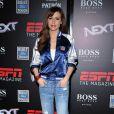Soirée ESPN The Magazine Next Party, à l'approche du Super Bowl : Alyssa Milano