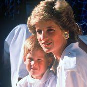 """Lady Diana : """"Furieuse"""" le jour où des photographes ont piégé le prince Harry"""