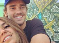 Antoine Griezmann voit la vie en rose avec Erika, leur folle danse en vidéo
