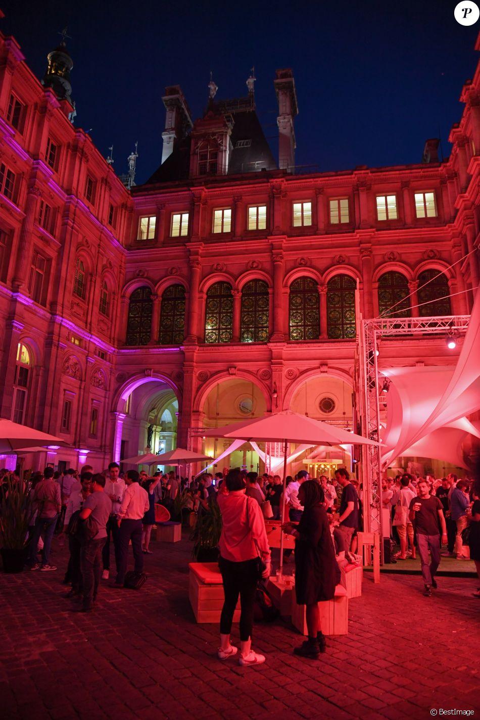 Illustration Au Fnac Live Festival A L Hotel De Ville A Paris Du
