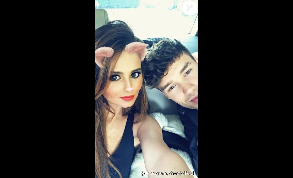 Cheryl Cole et Liam Payne s'offrent une soirée en amoureux, le 6 juillet 2017