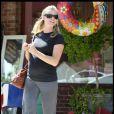 Rebecca Romijn enceinte de 5 mois, en septembre dernier