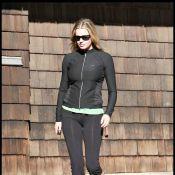 Rebecca Romijn, après ses jumelles... quelle ligne !