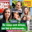Magazine Télé Star en kiosques le 10 juillet 2017.