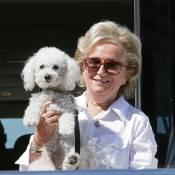 Sumo, le chien qui a mordu Jacques Chirac... écarté de la vie publique !