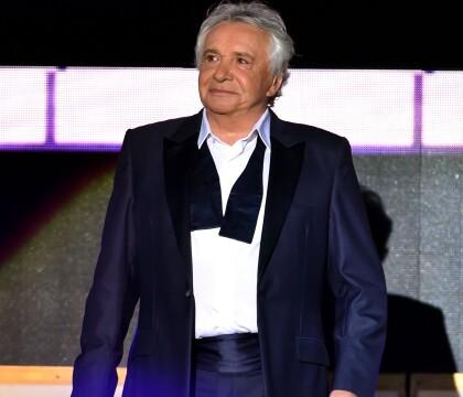 Michel Sardou : Top départ de sa tournée de remerciements