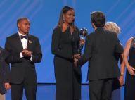 Michelle Obama : Magnifique aux ESPY Awards, devant un public admiratif