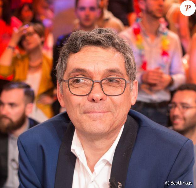 """Exclusif - Thierry Moreau - 1000ème de l'émission """"Touche pas à mon poste"""" (TPMP) en prime time sur C8 à Boulogne-Billancourt le 27 avril 2017."""