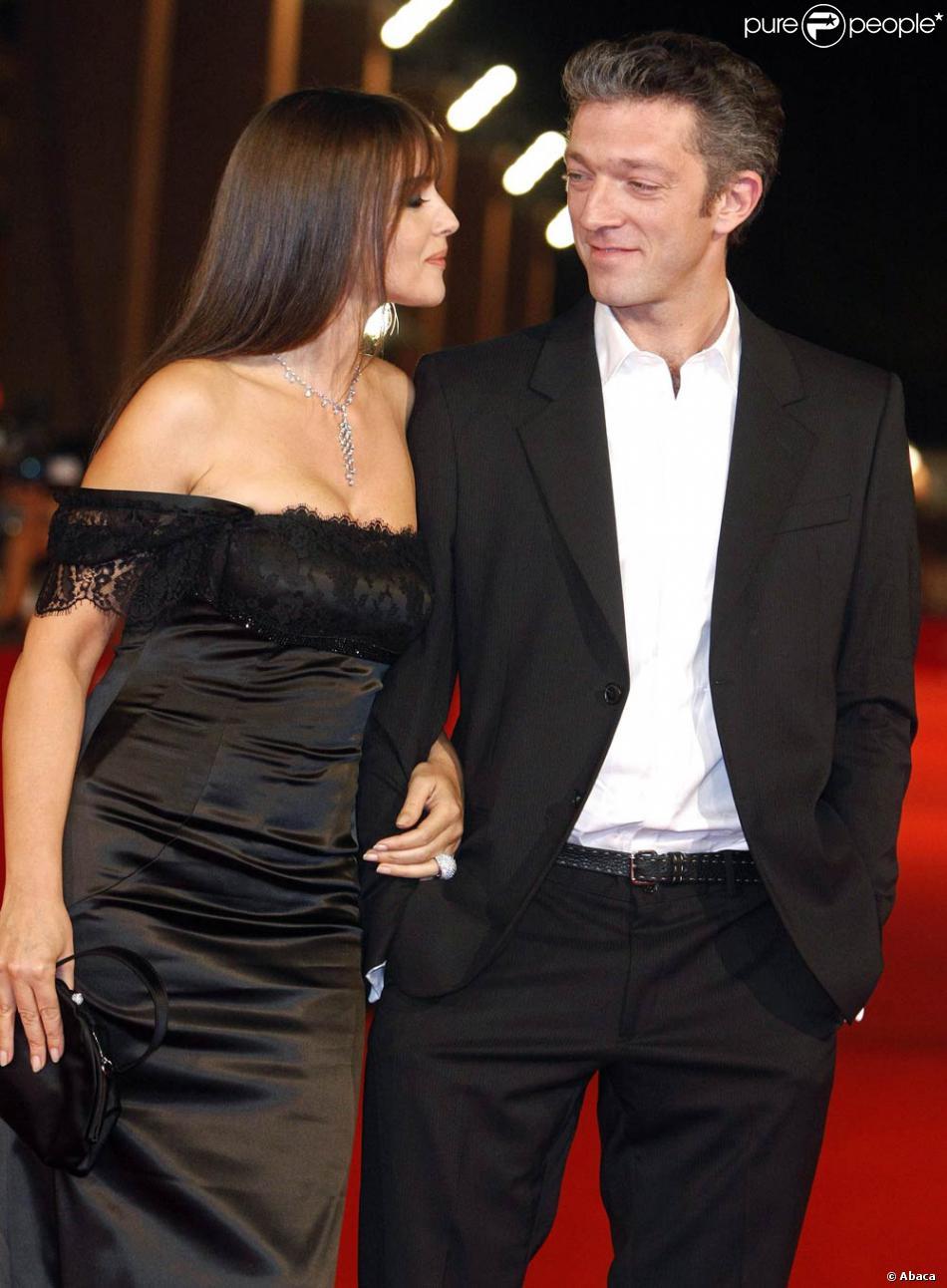 Vincent Cassel, 42 ans et Monica Bellucci, 44 ans, ne se ...