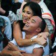C'est le big love entre le champion de Formule 1 Lewis Hamilton, 24 ans et la leader des Pussycat Dolls Nicole Scherzinger, 30 ans. Super sexy, ils ne doivent pas oublier que la beauté ne suffit pas !