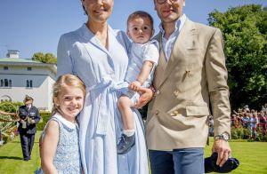 Victoria de Suède a 40 ans : Fête familiale grandiose et ensoleillée