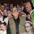 Le réalisateur George A. Romero à la première de Survival of the Dead, à New York, le 16 mai 2010