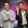 Exclusif - Kungs et Christophe Beaugrand - Kungs mixe à la Villa Schweppes lors du 70ème Festival International du Film de Cannes Le 21 mai 2017.