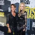 Keith Urban et sa femme Nicole Kidman lors des ''2017 CMT Music Awards'' au Music City Center à Nashville, le 7 juin 2017.