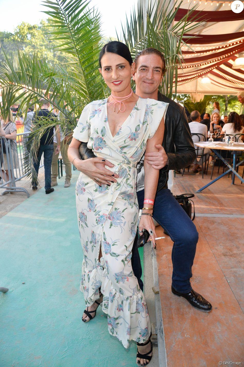 Ludovic chancel et sa compagne sylvie ortega munos for Au jardin de sylvie