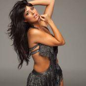 Danse avec les stars - Candice Pascal : Bombesque à souhait dans son bikini