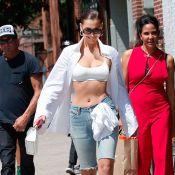 Bella Hadid, Kim Kardashian... Ventre à l'air pour un été stylé