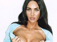 La splendide Megan Fox est juste... euh... pfff... que dire ?