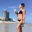 Shanna Kress à Miami le 14 février 2017.